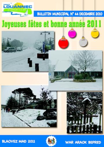 Décembre 2010 (N°44)