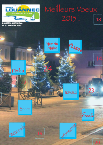 Décembre 2014 (N°52)