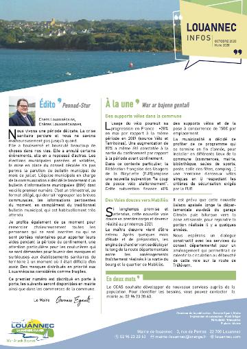 Louannec Infos Oct. 2020